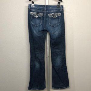 Rock by Wrangler Boot Cut Jeans